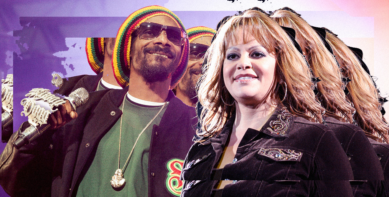 We Are All Snoop Dogg Smoking a Blunt and Listening to Jenni Rivera
