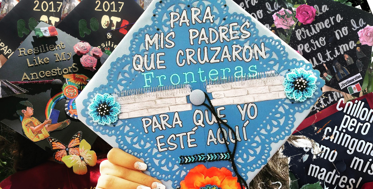 25 Inspiring Grad Caps That Honor The Sacrifices Of Immigrant Parents