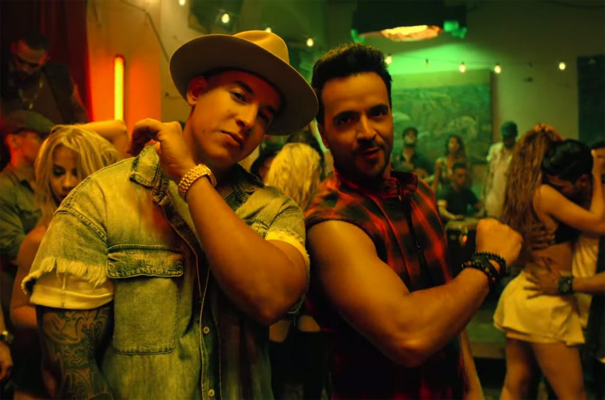 """There's No Escaping """"Despacito,"""" Now the Longest-Running No. 1 Spanish-Language Hit of All Time"""