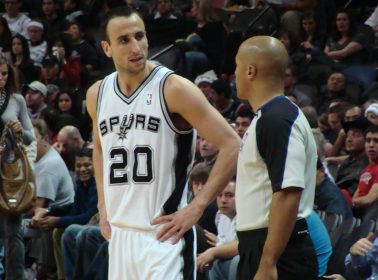 Twitter Went Nuts As Manu Ginobili Blocked James Harden to Win Game 5 For the San Antonio Spurs