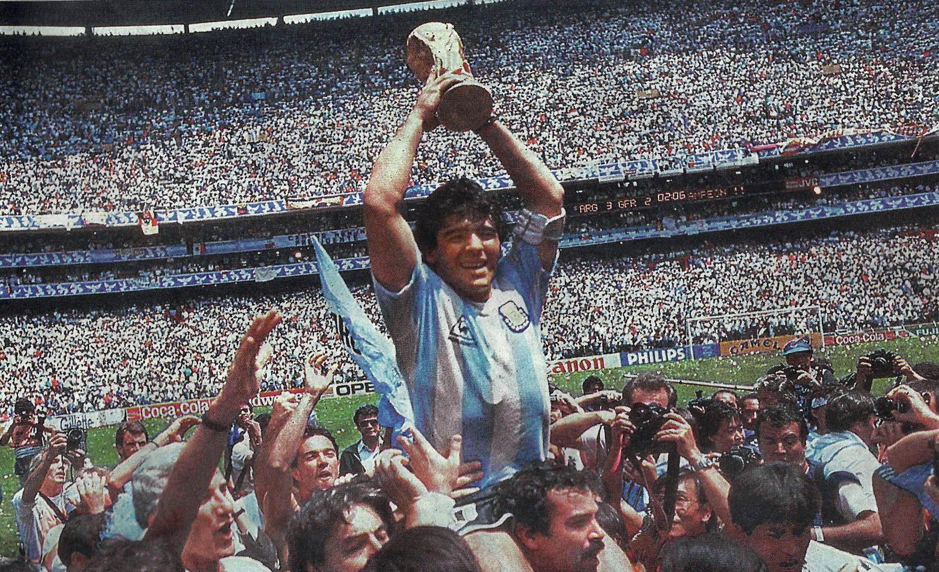 """No One Can Be the """"Next Maradona,"""" But These 8 Players Were Supposed to Be"""