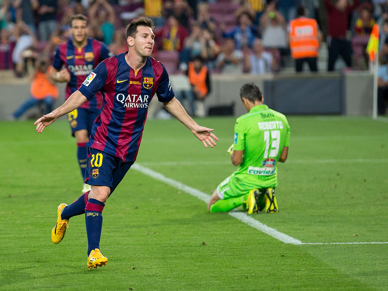 7 Moments That Prove Messi Is Barcelona's Jon Snow Against the Coming of the Long Night