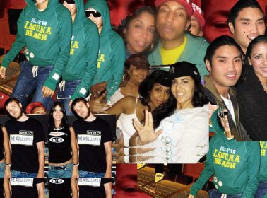 In 2005, Pharrell Founded a Latina R&B Girl Group Inspired by Selena and The Supremes