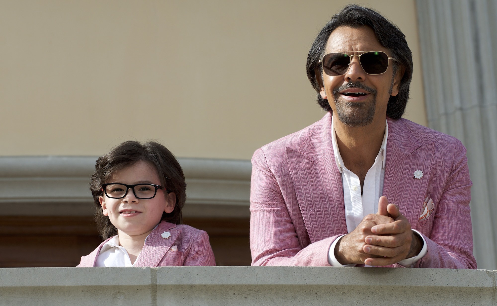 Eugenio Derbez's 'How to Be a Latin Lover' Was the No. 2 Movie in the US this Past Weekend