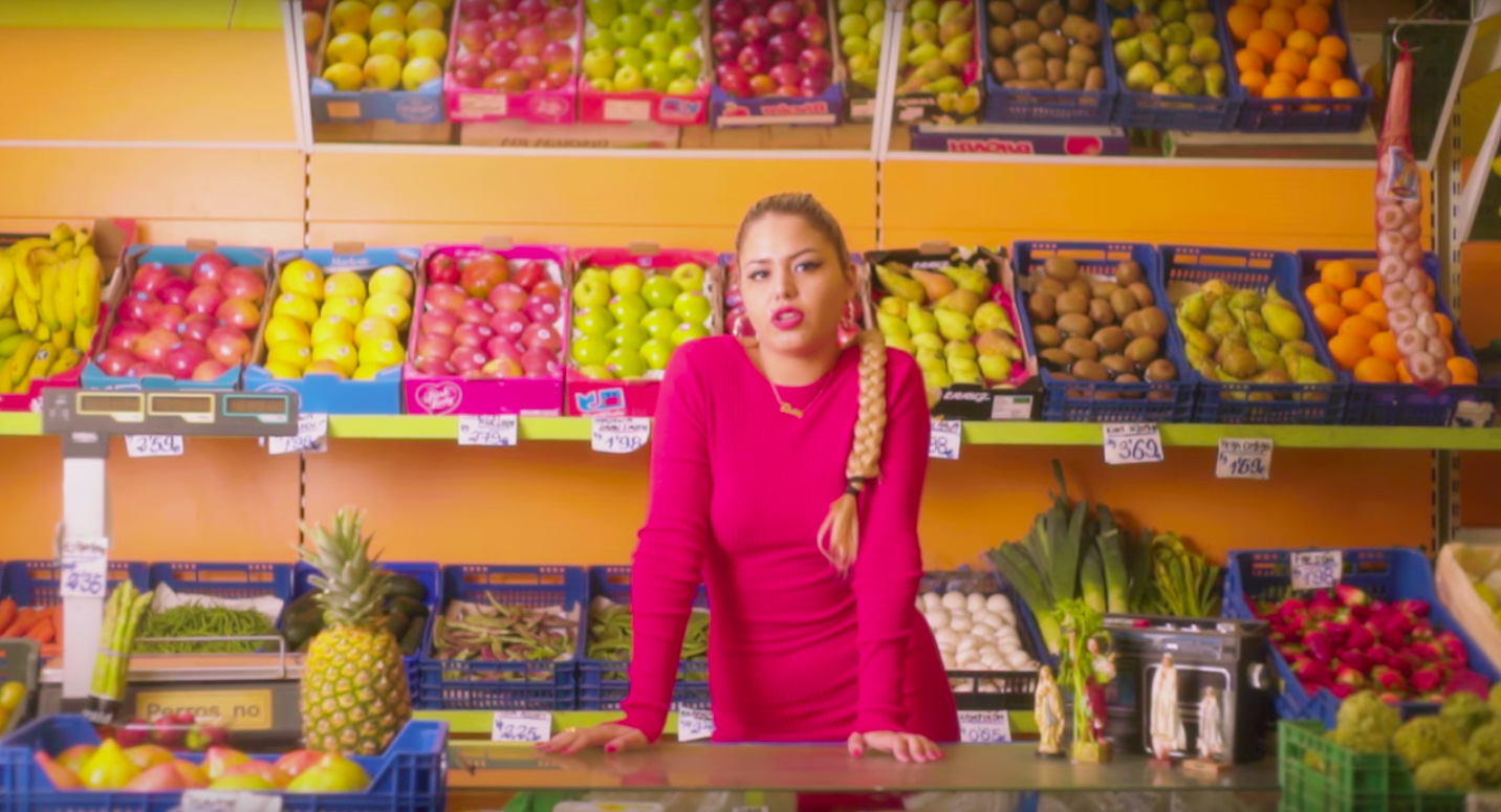"""Ms Nina's Addictive """"Traketeo"""" Video is a Hot Pink Ode to Culos"""