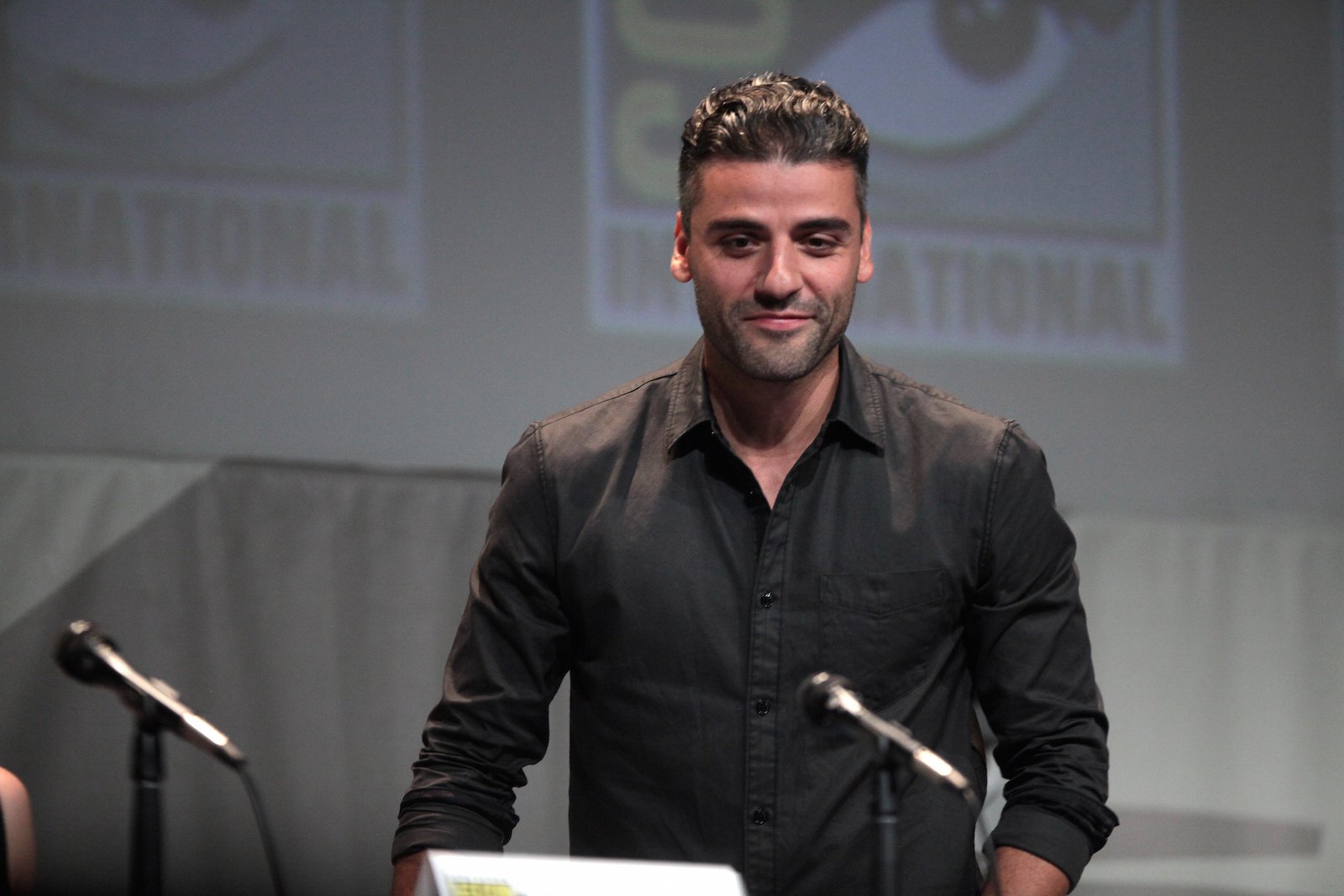 Watch a Clip of the Horror Movie Oscar Isaac Made as a Kid