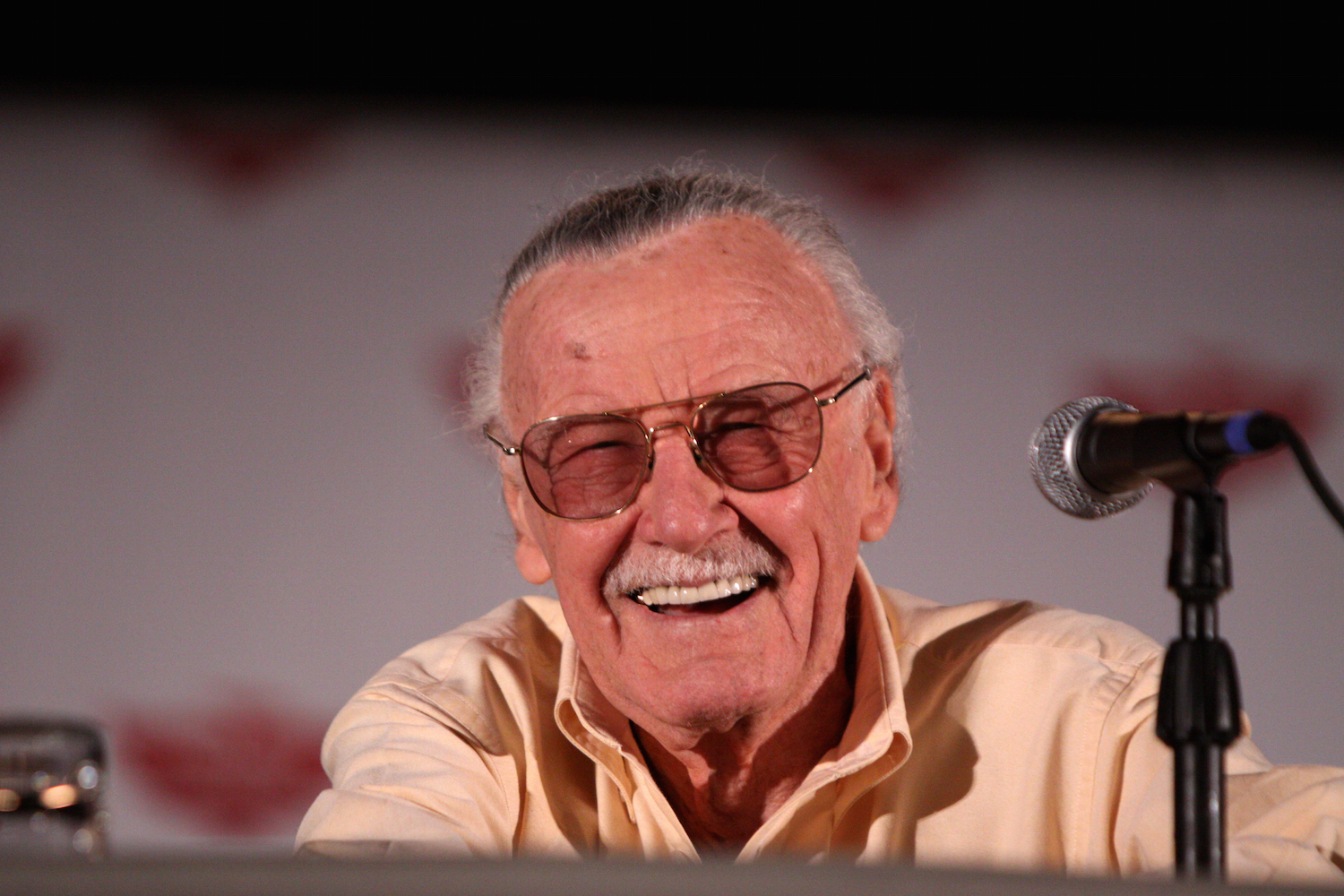Stan Lee's Working on a Latino Superhero Who We'll Meet by the End of the Year