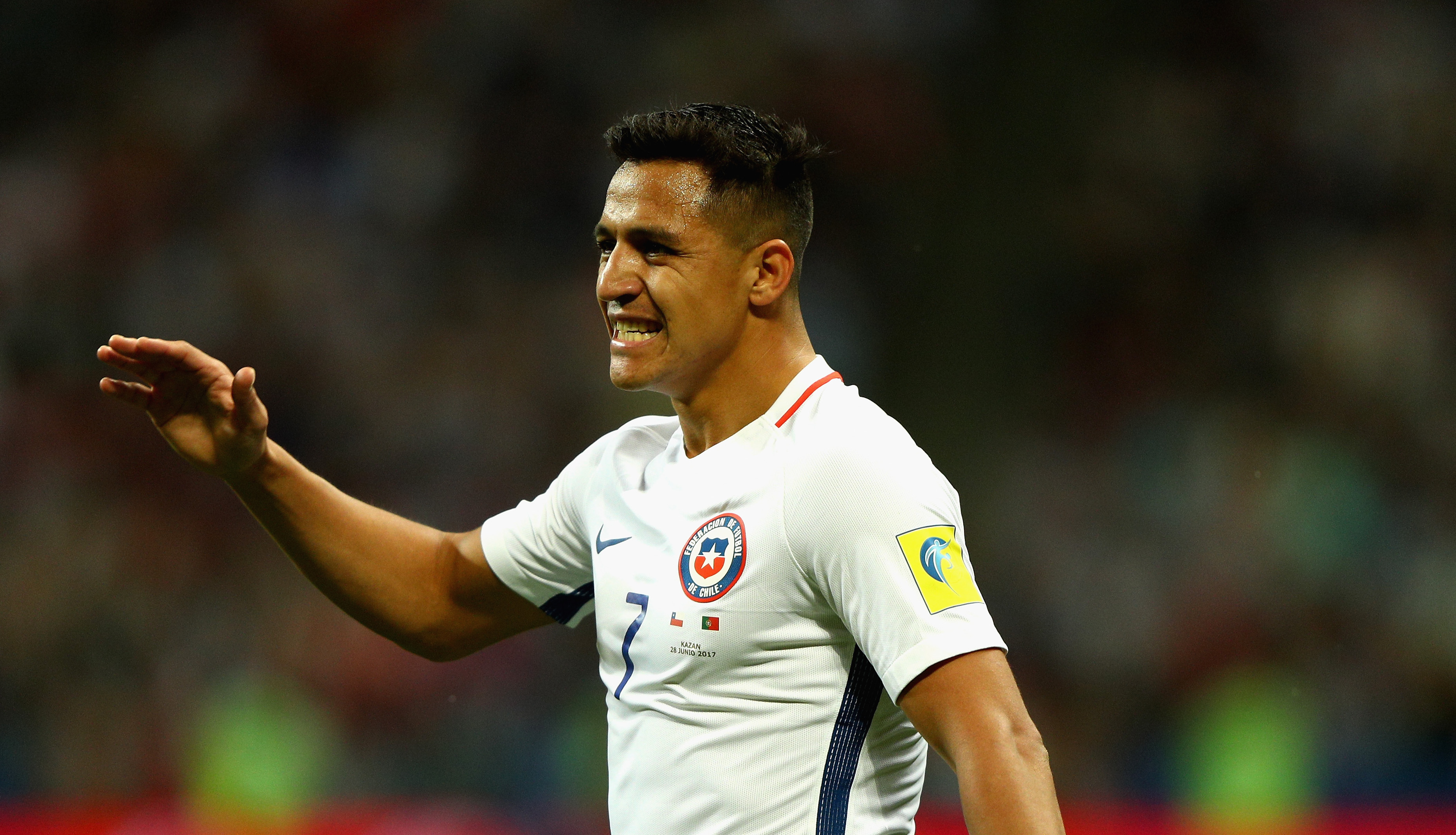 Alexis Sánchez Wants to Play in This South American Country Before Retiring