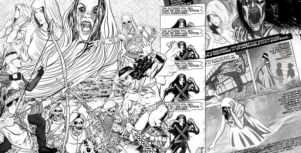 This Man Created the 'Aztec of the City' Comic to Give Mexican Americans the Superhero They Deserve