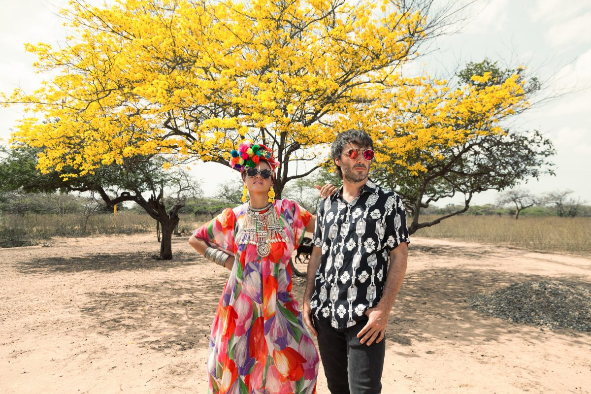 "Bomba Estéreo Bring Cumbia and Champeta to Remix of Arcade Fire's ""Everything Now"""