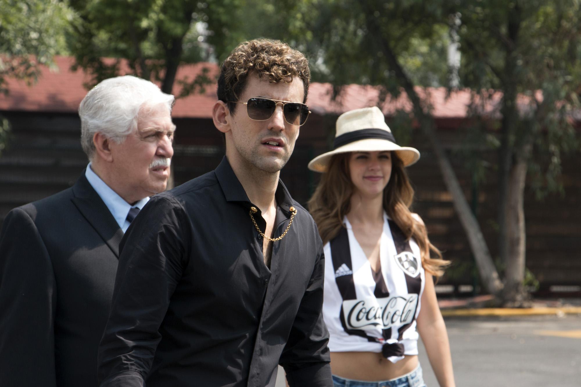 uk availability bd4a2 fa0b6 Netflix Announces Premiere Date 'Club de Cuervos' Final Season 4