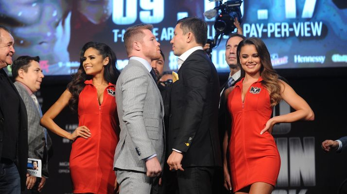 The Best Bars to Watch Canelo-Golovkin Fight in NYC, LA, Chicago, Miami & San Francisco