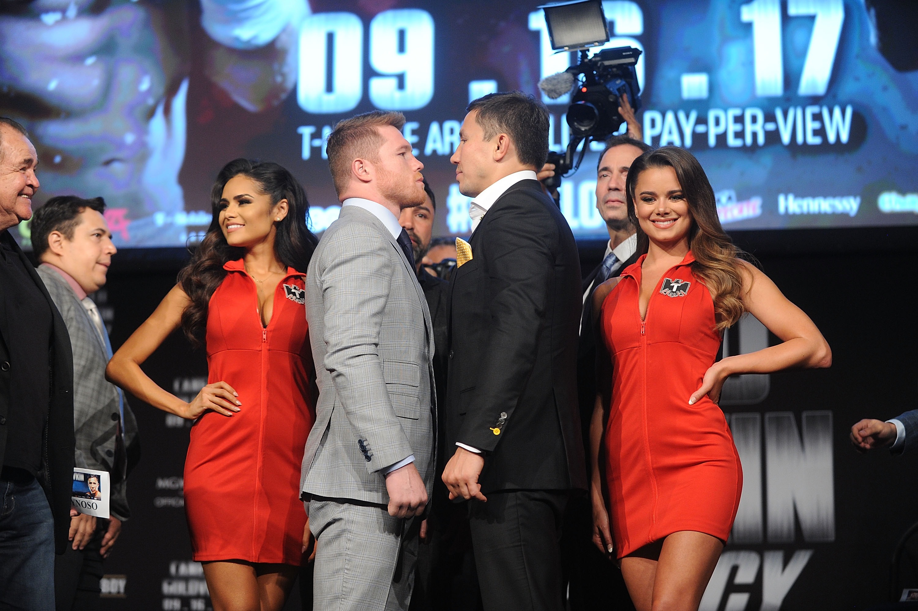 The Best Bars to Watch Canelo-Golovkin Fight in NYC, LA, Chicago, Miami, and San Francisco