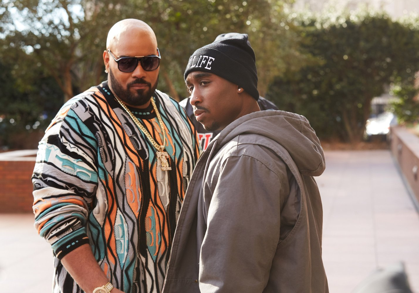 Puerto Rican Actor Dominic Santana On Playing the Unenviable Role of Suge Knight in 'All Eyez On Me'