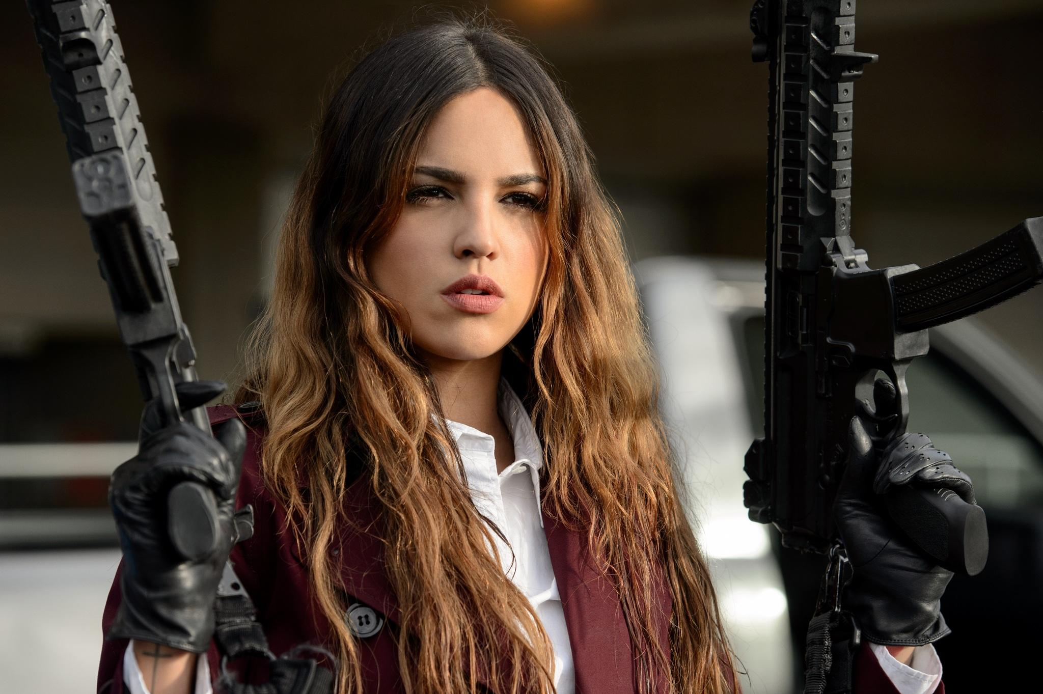 Eiza González On Landing a Role in 'Baby Driver,' the Most Critically Acclaimed Film of the Summer