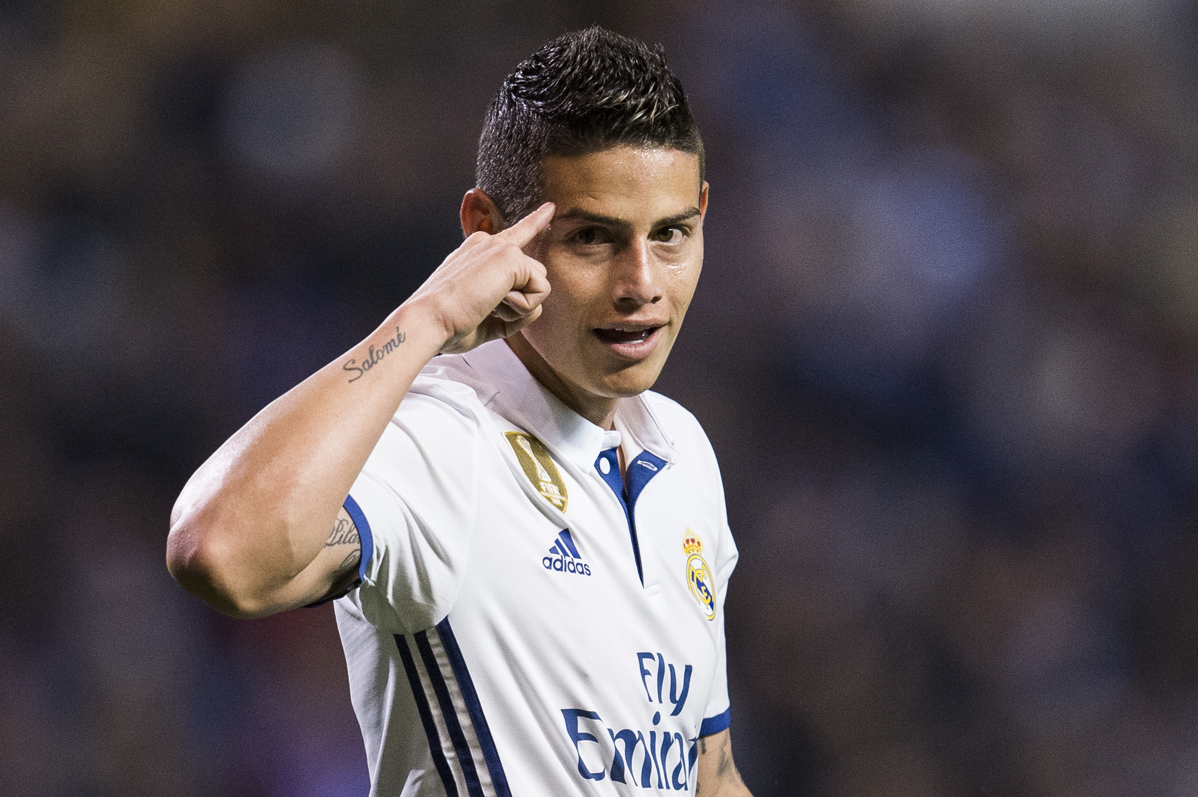 James Rodríguez and Diego Costa Among New Targets for Spanish Tax Authorities