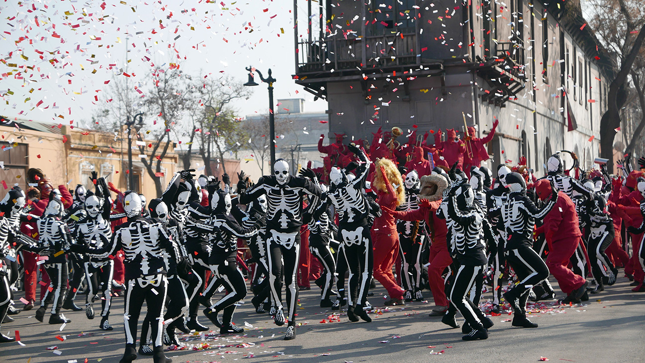 TRAILER: Alejandro Jodorowsky's 'Endless Poetry' is a Surreal Tour of His Teenage Years