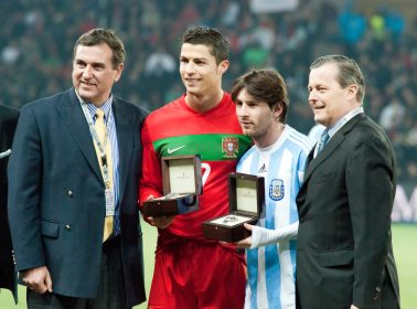 """Both Lionel Messi and Cristiano Ronaldo Deny That There Is A """"Rivalry"""" Between Them"""