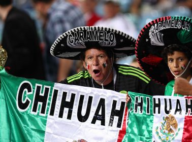 """FIFA Undercover Agents Ejected Two Mexican Fans From a Match Due to """"Puto"""" Chant"""