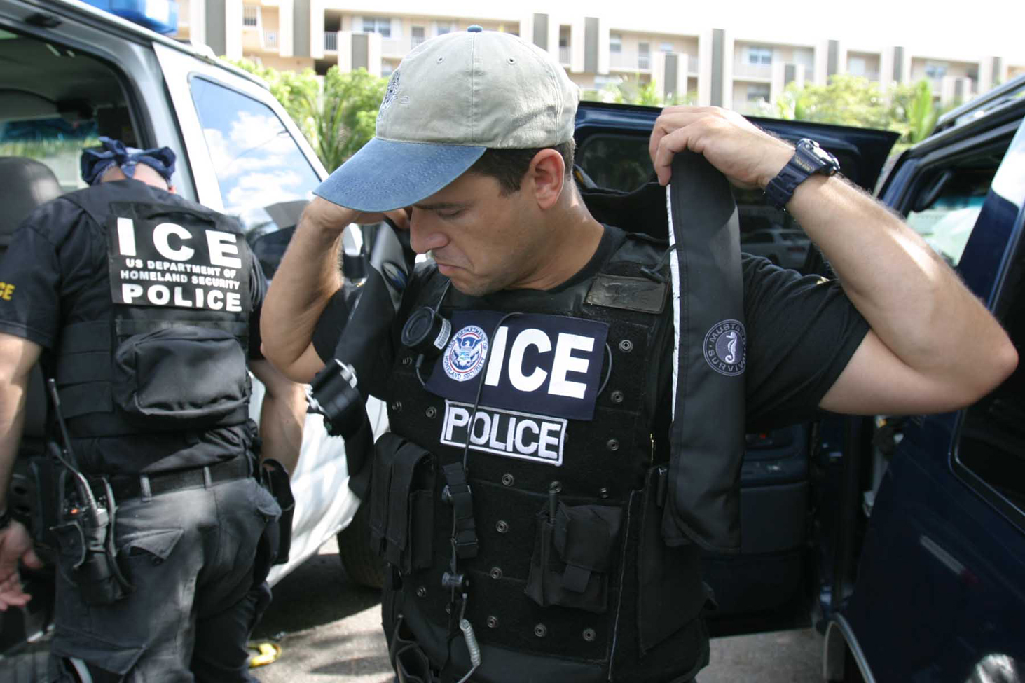 "ICE Spokesman Quits Over Agency's ""False"" and ""Misleading"" Statements About Immigrants"