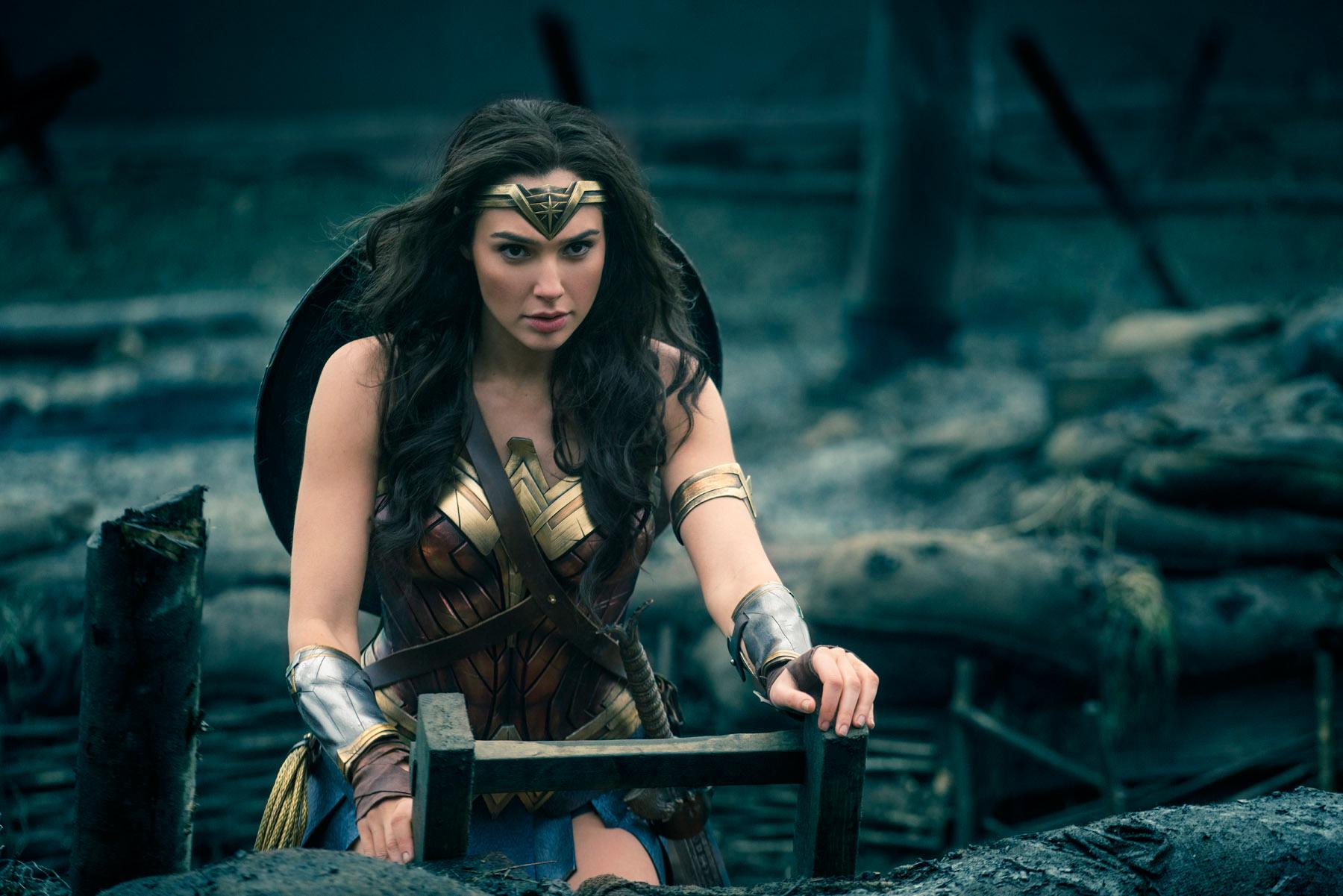 How George Pérez's 1986 'Wonder Woman' Reboot Inspired the 2017 Film