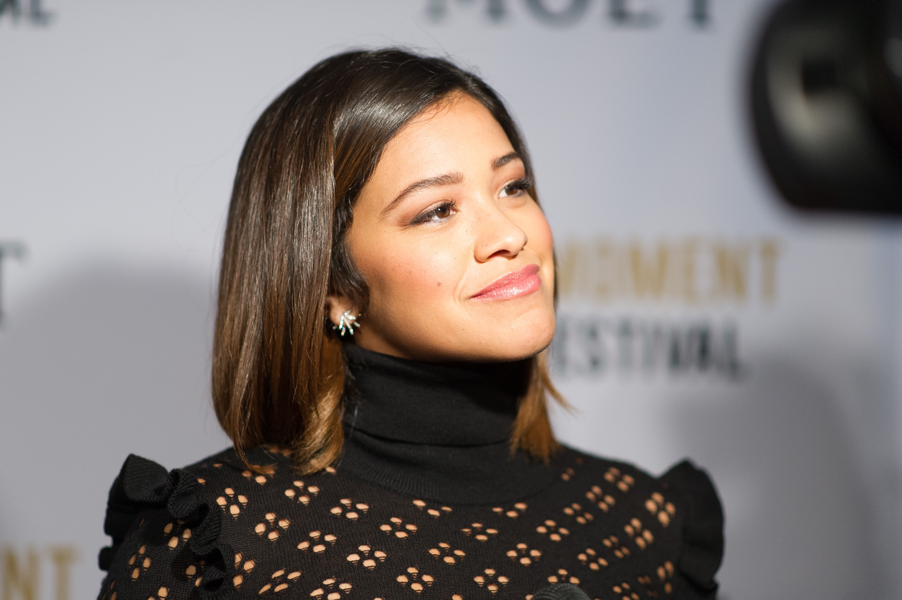 Gina Rodriguez Producing 'Diary of a Female President' Disney Series Centered on a Cuban-American Girl