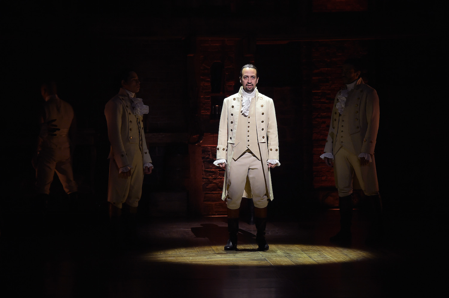 Gina Rodriguez, Steph Curry & More Sing Their Fave 'Hamilton' Song to Support Immigrant Rights