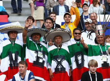 """Mexican Soccer Federation Is Begging Its Fans to Stop Chanting """"Puto"""" After FIFA Threats"""