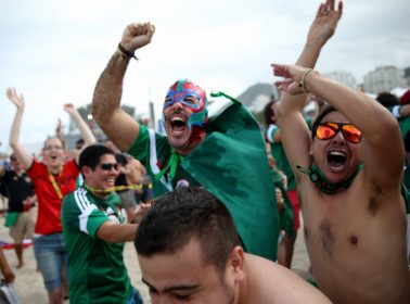 After Narrow World Cup Survival, Mexicans Are Throwing Mini Parades for Random Koreans