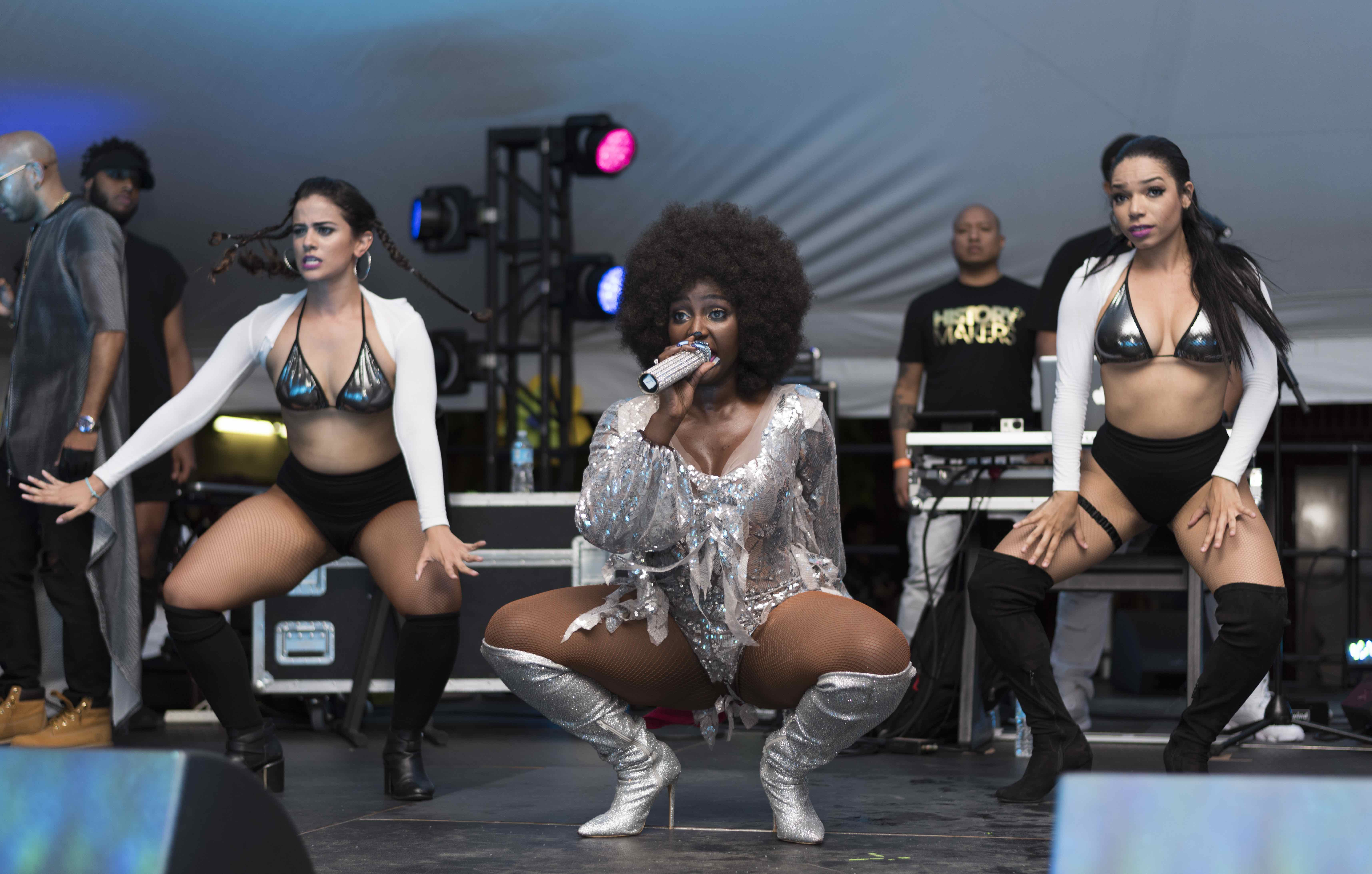 This Year's Afro-Latino Festival Defied Stereotypes of Black Womanhood