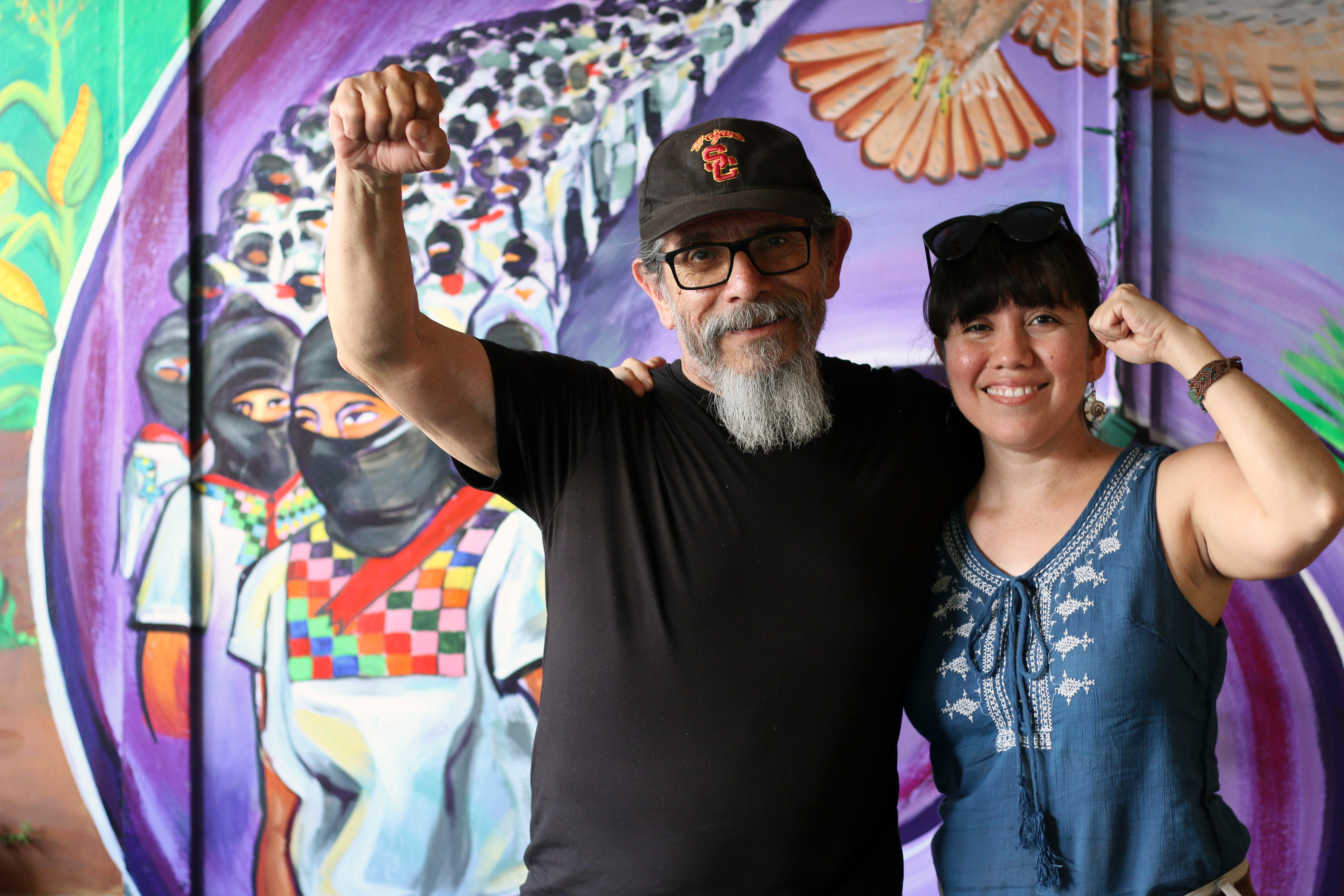 How This Zapatista-Inspired Cafe Successfully Fought Gentrification in LA's Eastside