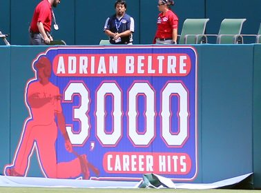 Adrian Beltré Becomes the First Dominican-Born MLB Player to Reach 3,000 Career Hits