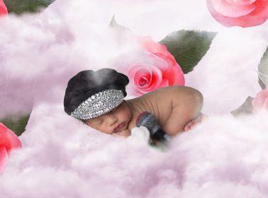 This Newborn Baby's Selena-Themed Photoshoot Will Melt Your Heart