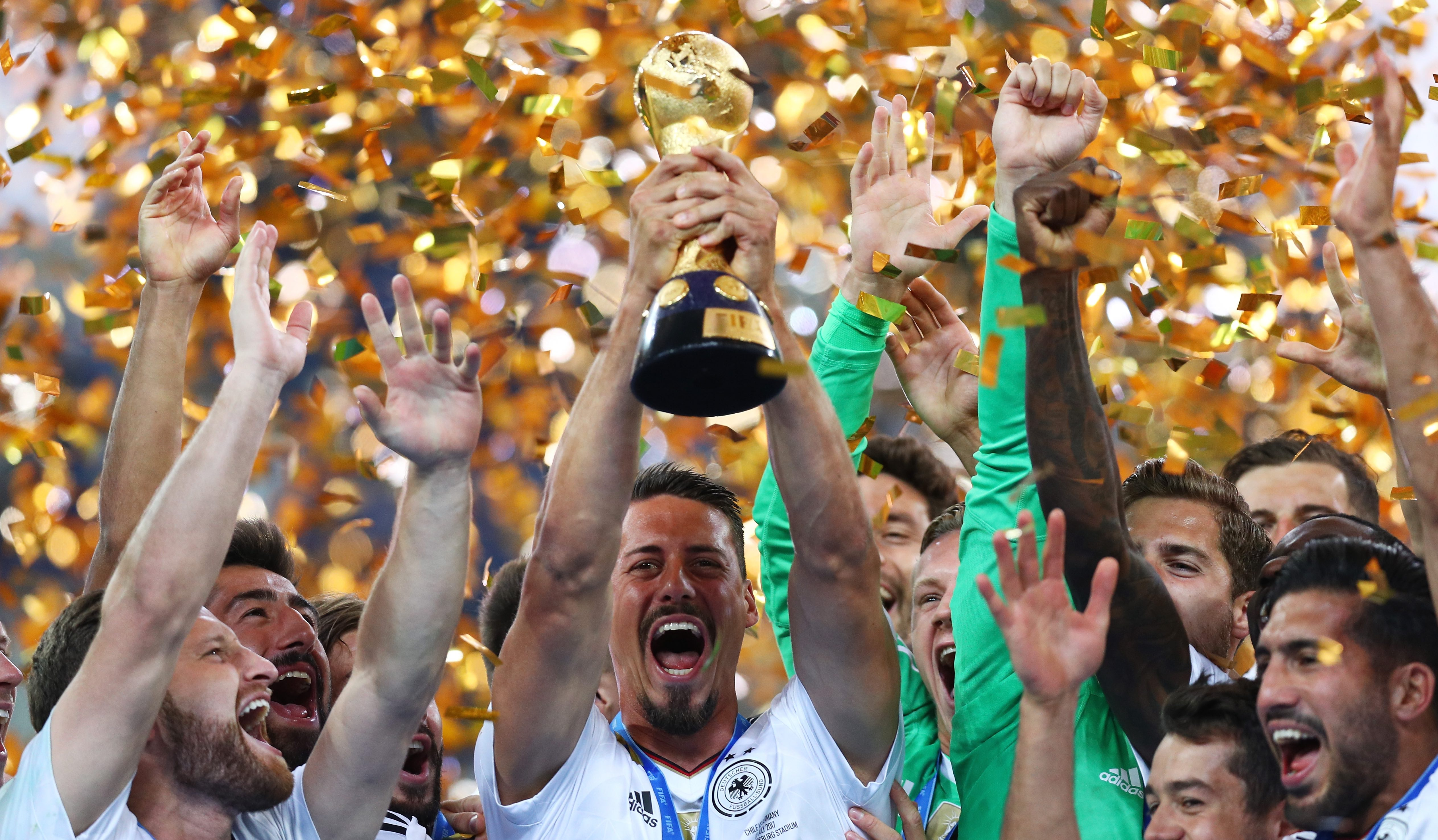 There Was No Doping At the Confederations Cup, Thanks to FIFA's New Testing Protocol
