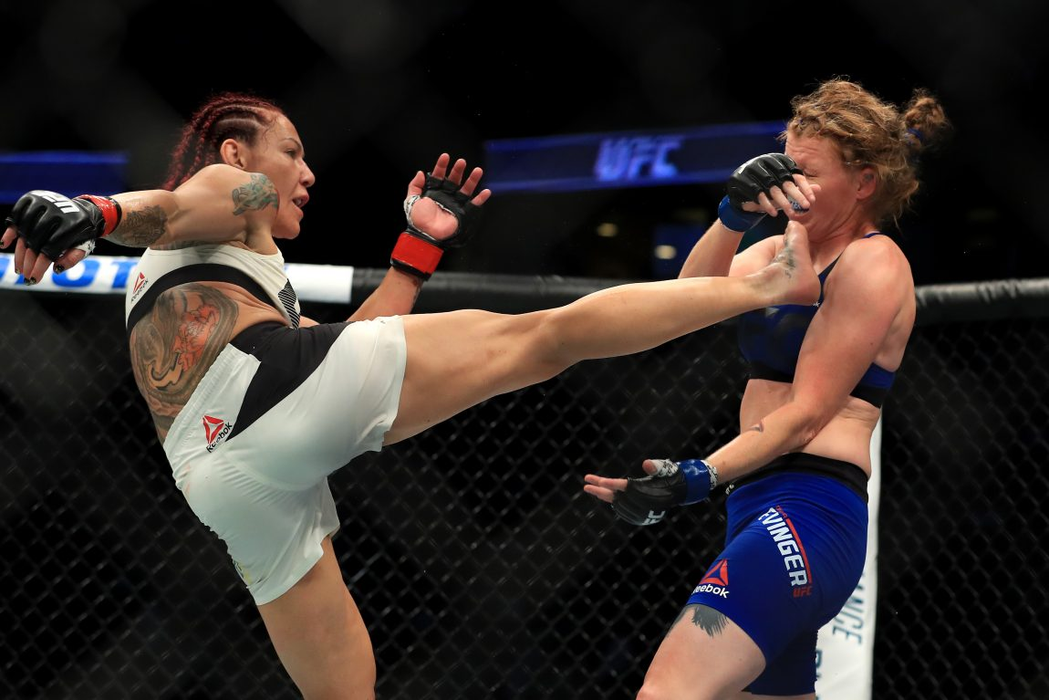 Dana White Likes Cyborg vs. Holly Holm For Next Fight