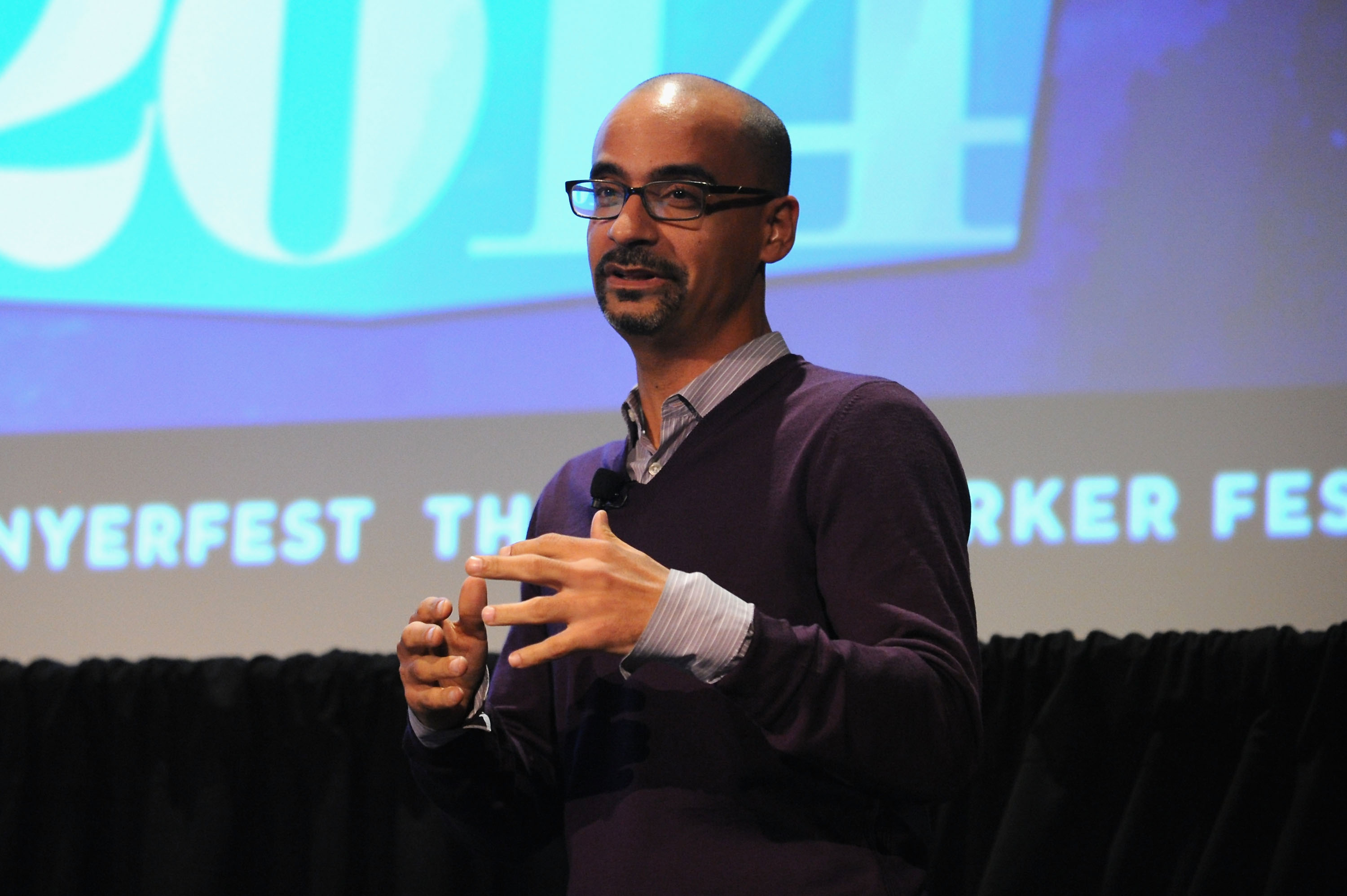 "Junot Díaz: ""Bodies Like Mine Were Raped Into Existence"""