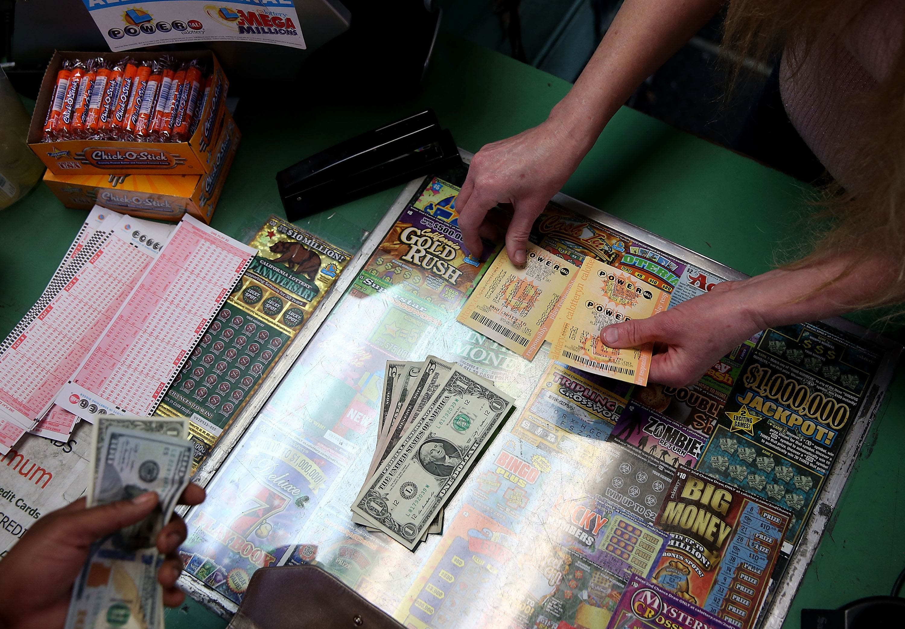 Antulio Mazariegos Has Won the Lottery 4 Times in the Last Six Months