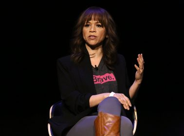 A Look Back at How Rosie Perez Played Matchmaker for Tupac and Madonna