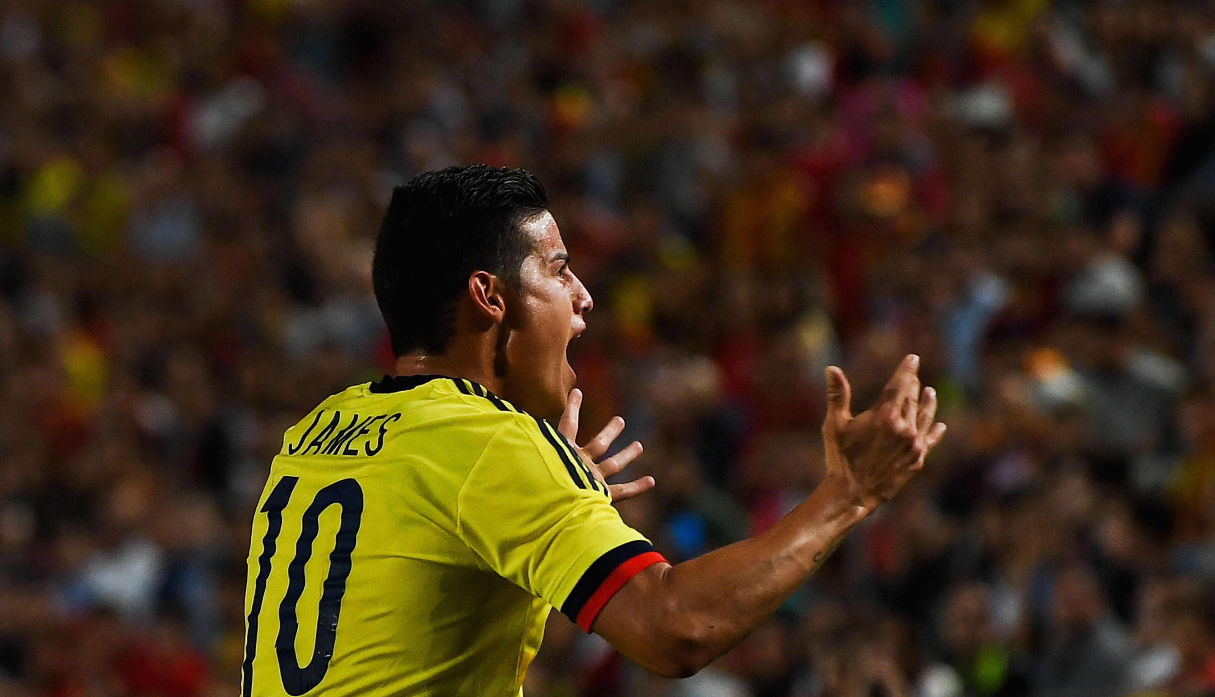 James Rodríguez Is Finally Leaving Real Madrid, And It's About Time
