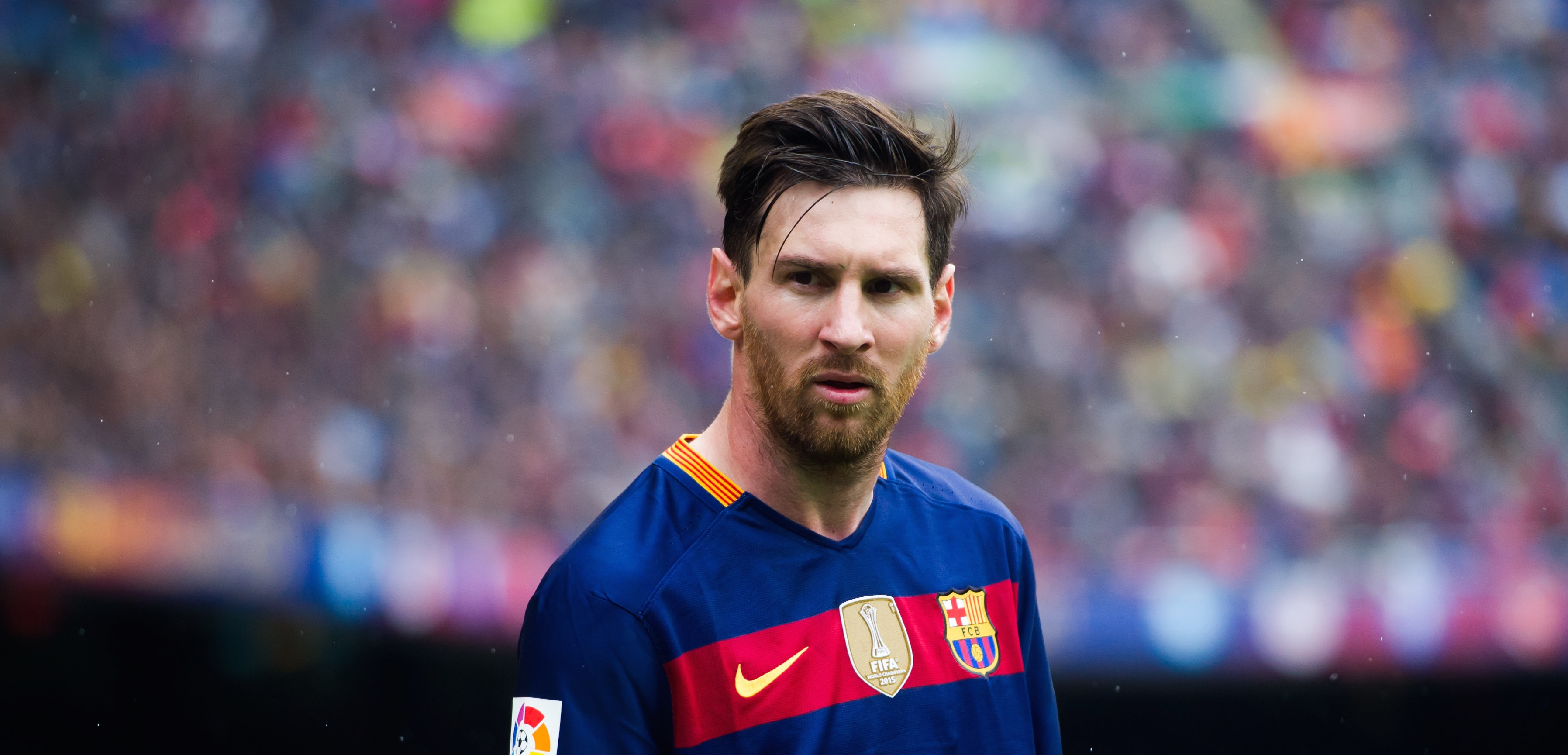 """Lionel Messi Can't Stop Shouting """"La Concha De Su Madre"""" At People Who Piss Him Off"""