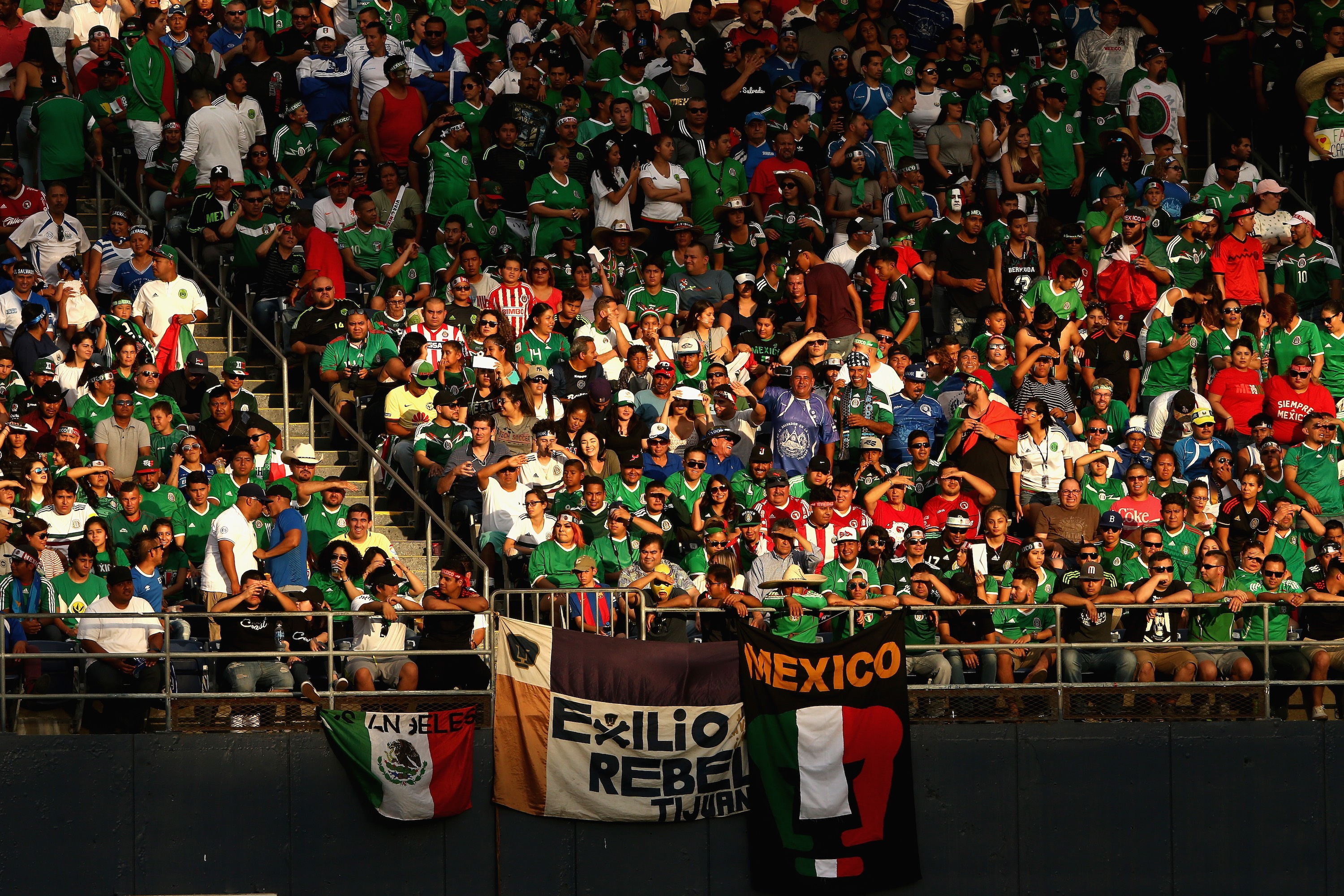 "Mexico's ""Puto"" Chant Won't Ever Go Away, No Matter What FIFA Does"