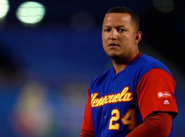 "Miguel Cabrera's Emotional Instagram Message to Venezuelan Protestors: ""You Are Not Alone"""