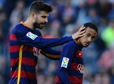 "Gerard Piqué's ""He Stays"" Instagram Post Confused a Lot of People, Including Neymar's Inner Circle"