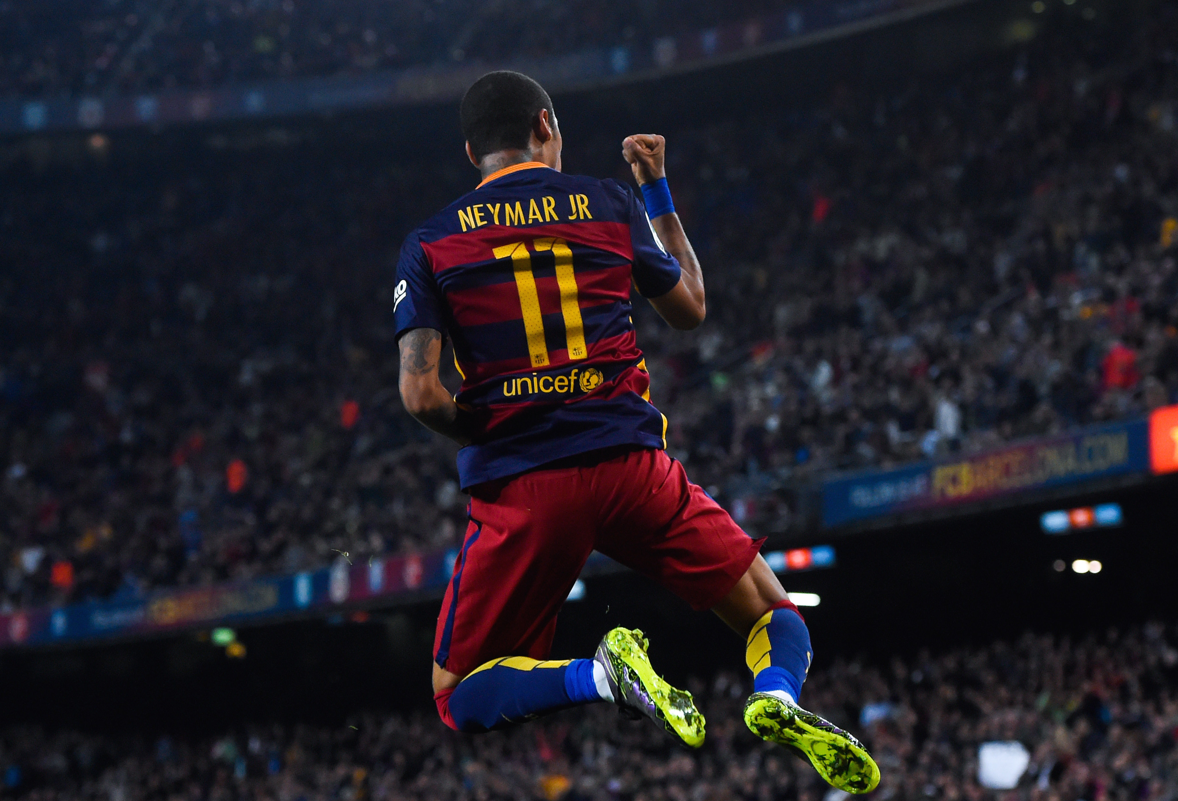 No, Neymar Isn't Going to Leave Barcelona…Probably