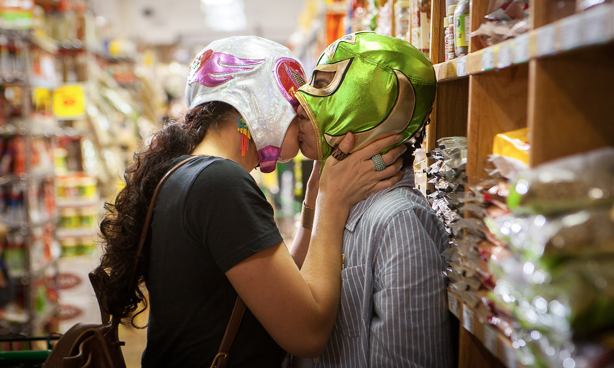 REVIEW: 'Signature Move' Is a Must-See Lucha Libre Lesbian Love Story