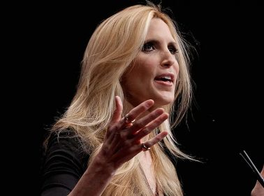 It Turns Out White Devil Ann Coulter Co-Wrote the Trump Campaign's Trash Immigration Plan