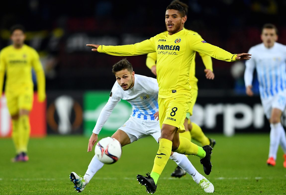 Galaxy sign Dos Santos on transfer from Villarreal — Soccer