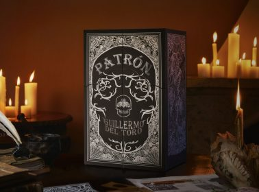 For Only $475, You Can Be the Proud Owner of Patrón's Limited Edition Guillermo del Toro Tequila