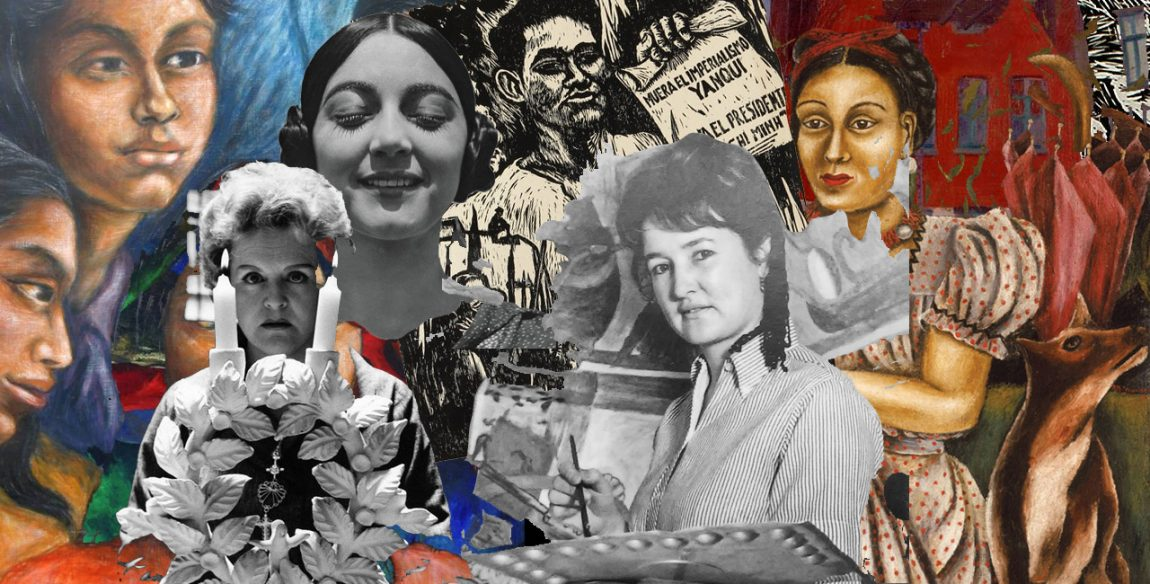 10 Mexican Female Artists Who Aren't Frida Kahlo