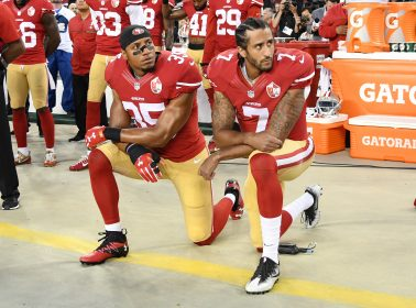 As More Players Kneel in Protest of the Anthem, Why Aren't Latino Athletes Joining In?